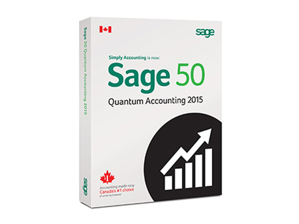 Sage 50 CA Quantum Accounting